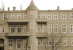 Budynek Wyższej Szkoły Użytkowej w Szczecinie