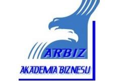 Logo firmy ARBIZ Akademia Biznesu