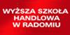 Wyższa Szkoła Handlowa w Radomiu